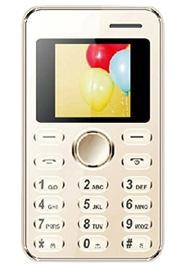 Atm Möbel k c w500 atm size slimmest mobile phone with bt diealer amazon in