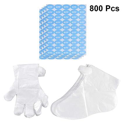 Frcolor Bolsas de baño de parafina desechables de plástico ...