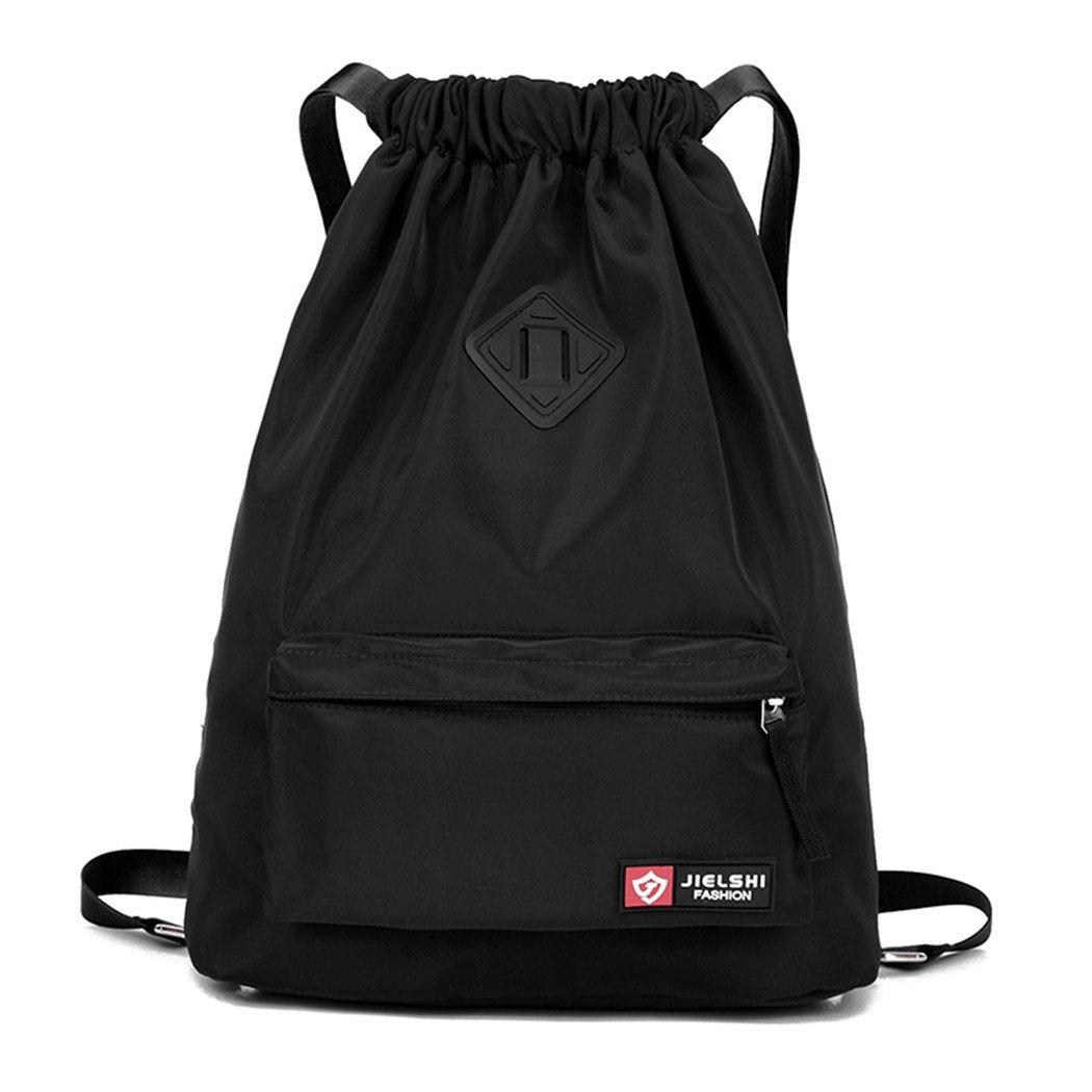 Waterproof Drawstring Sport Bag Waterproof Backpack For Men Women
