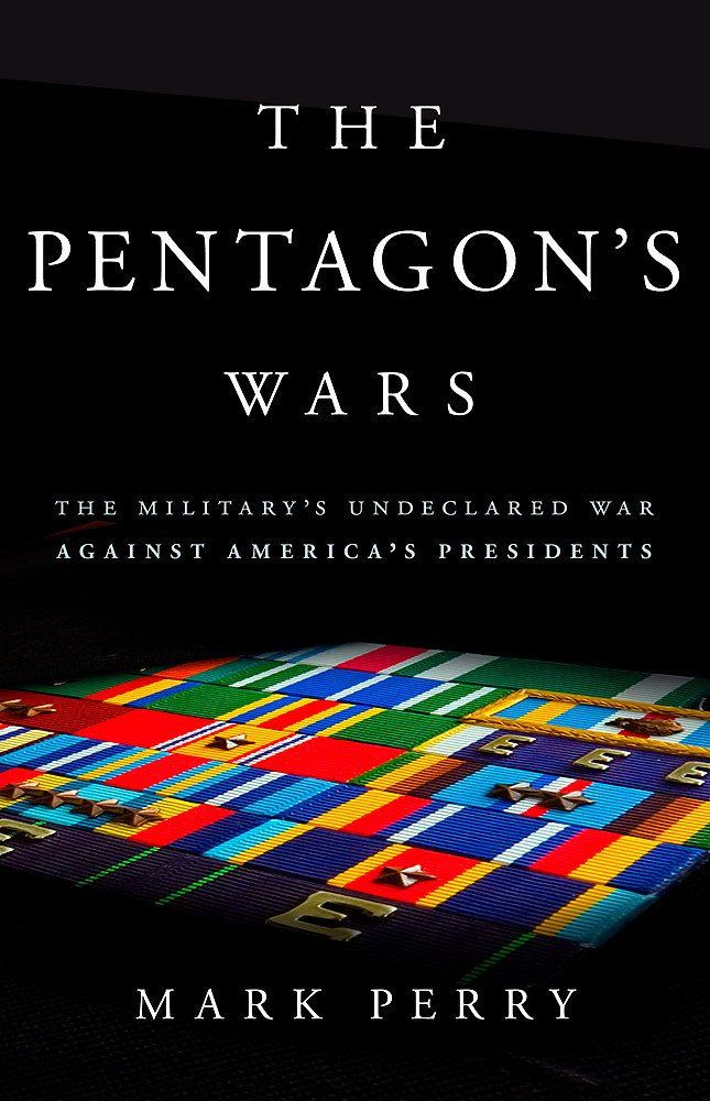 Amazon.com: The Pentagon\'s Wars: The Military\'s Undeclared War ...