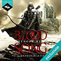 Le Seigneur de la Tour (Blood Song 2) Audiobook by Anthony Ryan Narrated by Nicolas Planchais