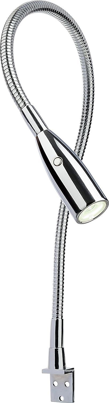 LED Bettleuchte Leseleuchte Aufbauleuchte Nachttischlampe Bettlampe Leselampe, Auswahl:1er SET kalb Material für Möbel HO002_C