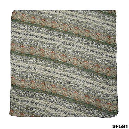 Les Femmes Indiennes Ont Volé Le Tissu Textile De Soie De Poly