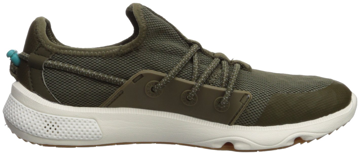 Sperry Sneaker Top-Sider Women's Sperry 7 Seas Bungee Sneaker Sperry B075FFHFL2 8 B(M) US|Olive f2c02a