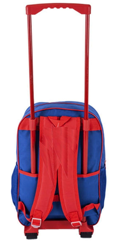 Paw Patrol Marshall & Chase Trolley à roulettes sac à dos sac d'école gYncGq1