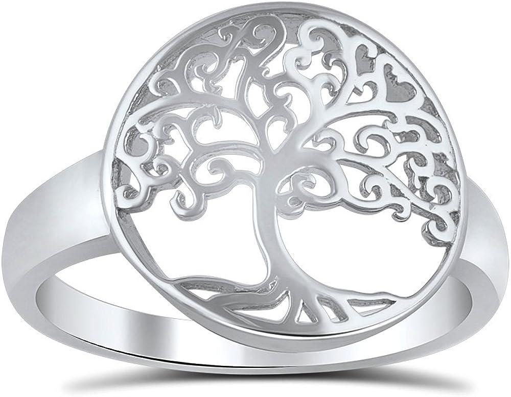 LIFE TREE Ring