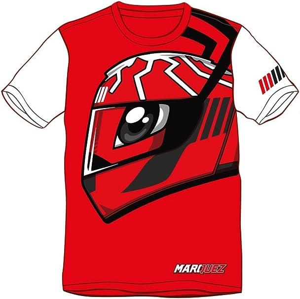 Marc Marquez Camiseta Casco Hormiga Niños: Amazon.es: Ropa y ...
