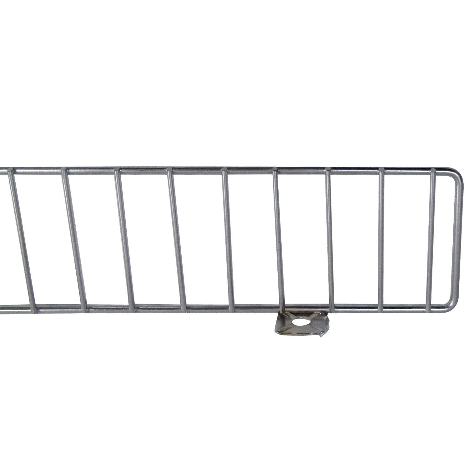 AWP CA-FDF348CN-1 Chrome Front Fence Lozier/Madix, 3 x 48 Size, Chrome, (Pack of 25) by AWP (Image #2)