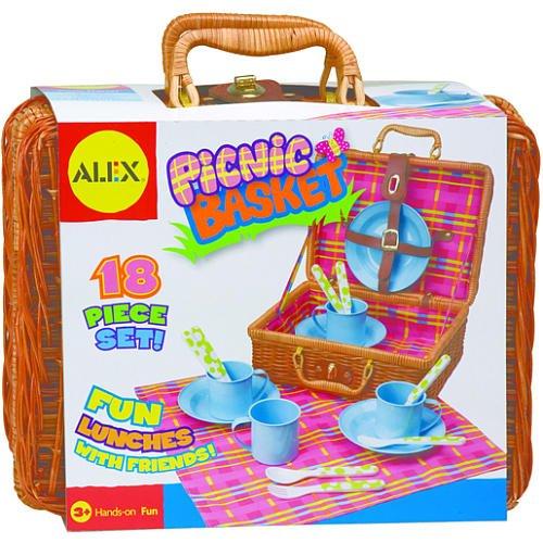 Alex Toys Picnic Basket Set