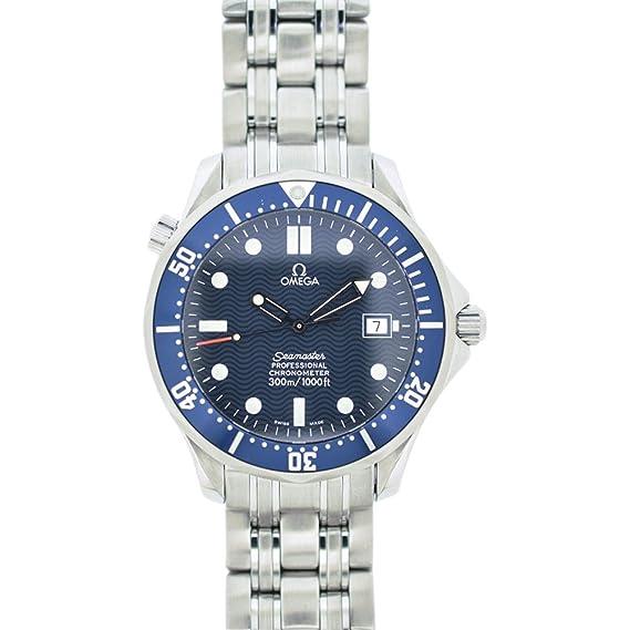 Omega Seamaster cuarzo Mens Reloj 2531.80.00 (Certificado) de segunda mano