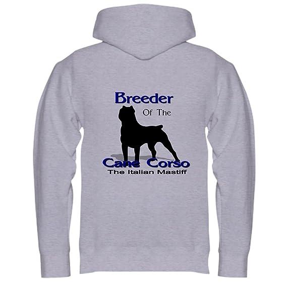 Cafepress Cane Corso Breeder Sweatshirt Amazoncouk Clothing