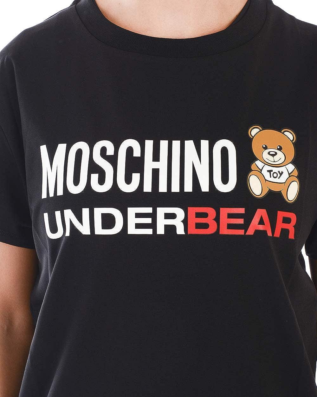 Moschino Maxi t-Shirt Donna 1905 9002 555 1905 9002
