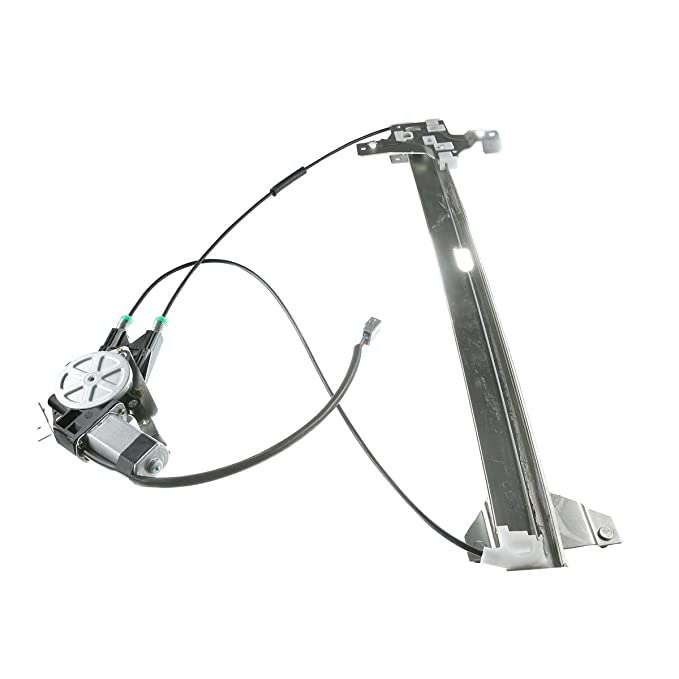 Amazon Com Front Left Driver Side Power Window Regulator With Motor
