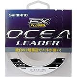 シマノ(SHIMANO) ショックリーダー オシア EX フロロカーボン 30m 6号 25lb クリア CL-O26L