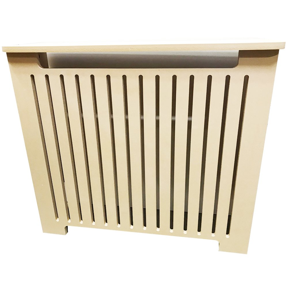 Unfinished MDF radiator heater covers, 24''Tall x 36''Wide x 9'' Deep - CHOOSE YOUR SIZE - Model MD7