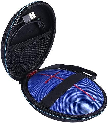 Carry Bag Case Cover For Logitech Ultimate Ears UE ROLL 2//1 Bluetooth Speaker