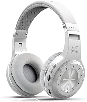 Amazon.com: Bluedio h Plus (turbina) auriculares ...