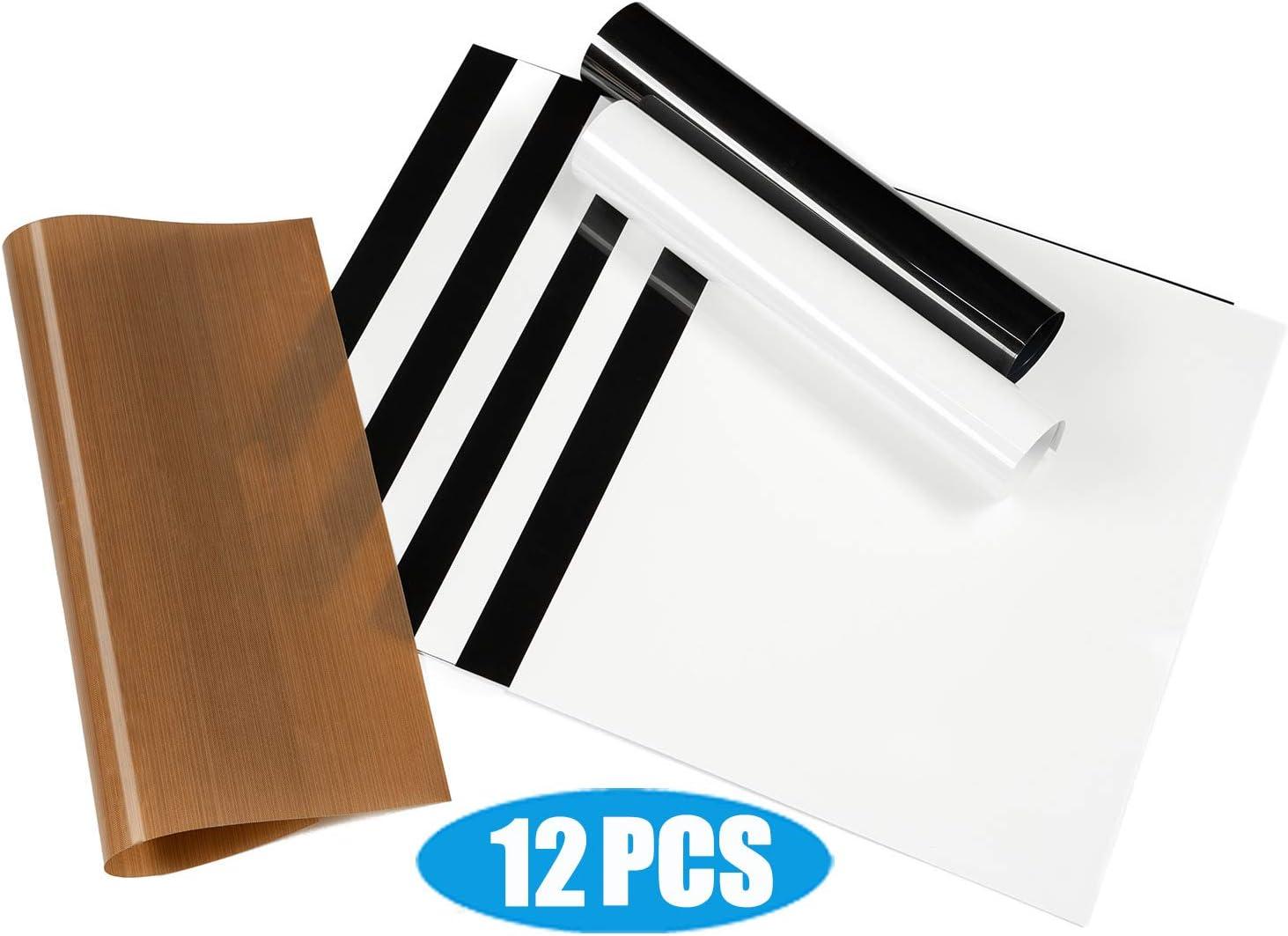 Vinilo de transferencia de calor HTV para planchar Cricut y Silhouette Cameo: Amazon.es: Juguetes y juegos