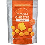 Moon Cheese - 100% Natural Cheese Snack - Cheddar - 2 oz