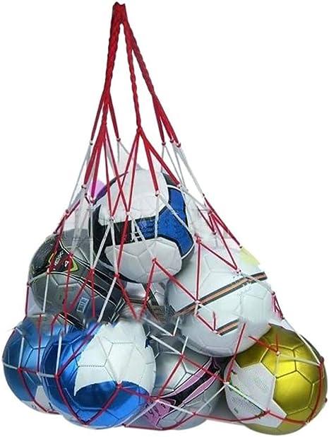 TUUROPD Bolsa de Baloncesto Bolsa de fútbol Red de Billar Bollo ...