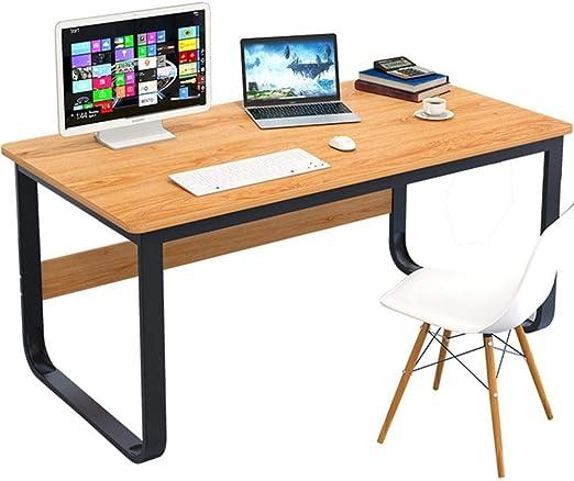 YQ WHJB Inicio Oficina Grande Escritura Mesas para Ordenador ...