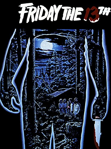 Posterazzi EVCMCDFRTHPA005 Friday The 13Th Movie Poster Masterprint, 11 x 17 from Posterazzi