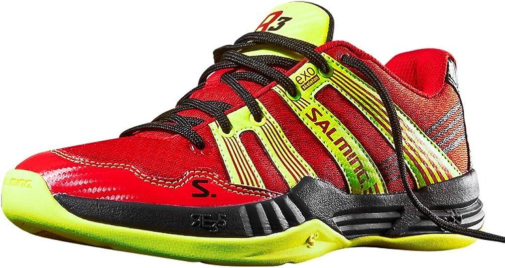 Salming Race 3 para hombre zapatillas de running, color Navy/Blue ...