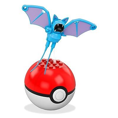 Mega Construx Pokemon Zubat Building Set: Toys & Games