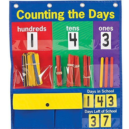 Counting The Days Pocket - Day Pocket