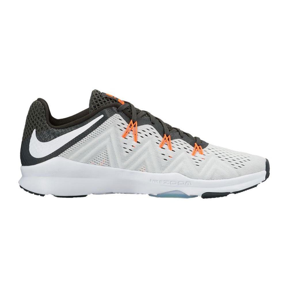 Nike WMNS Zoom Condition Tr - Pure Platinum Weiß-Anthracite