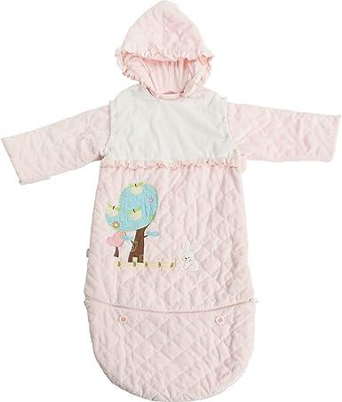 I-baby - Bolsa para dormir para bebé, saco de manejo termal del crecimiento que dura más, color azul y rosa.