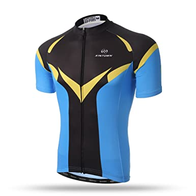 Amazon.com  XINTOWN Cycling Jersey 928fdd837