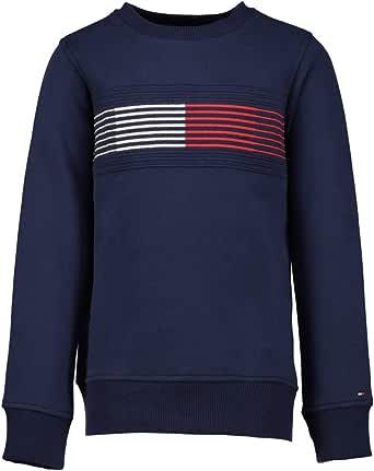 Tommy Hilfiger Essential Flag Sweatshirt Sudadera para Niños