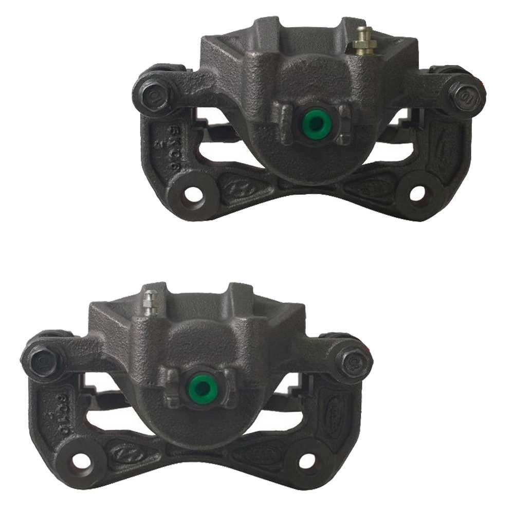 Prime Choice Auto Parts BC30168PR Front Brake Caliper Pair
