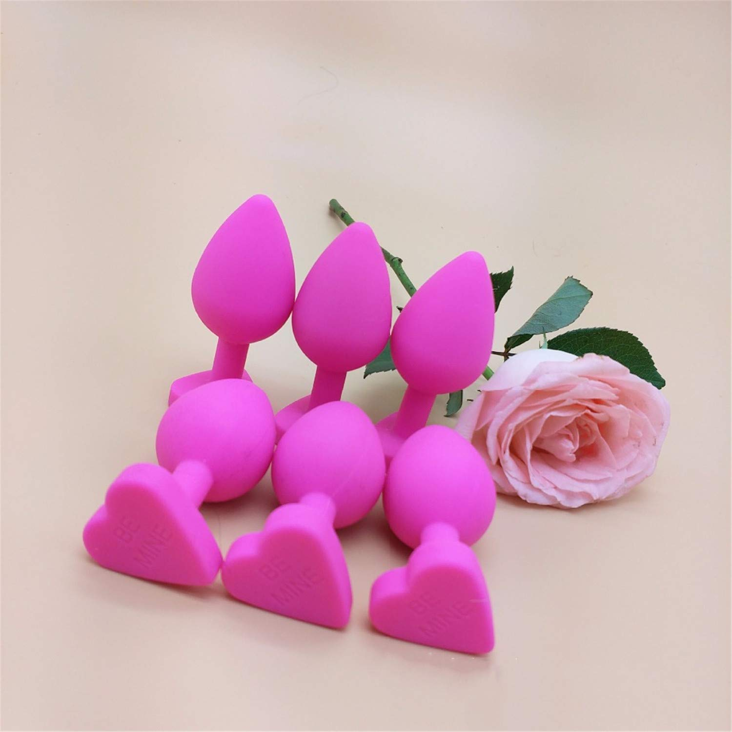 Amazon.com: 1 PC Size M Full Silicone Anal Plug Sex Toys for Women Men Gays  Erotic Sexy Anus Butt Plugs Heart Base Beads Anal Sex Products: Health ...