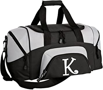 PERSONALIZED Duffle Bag or Monogrammed Gym Bag by BROAD BAY