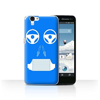 STUFF4 Phone Case/Cover for Sharp Aquos Zeta SH-01F/Docomo