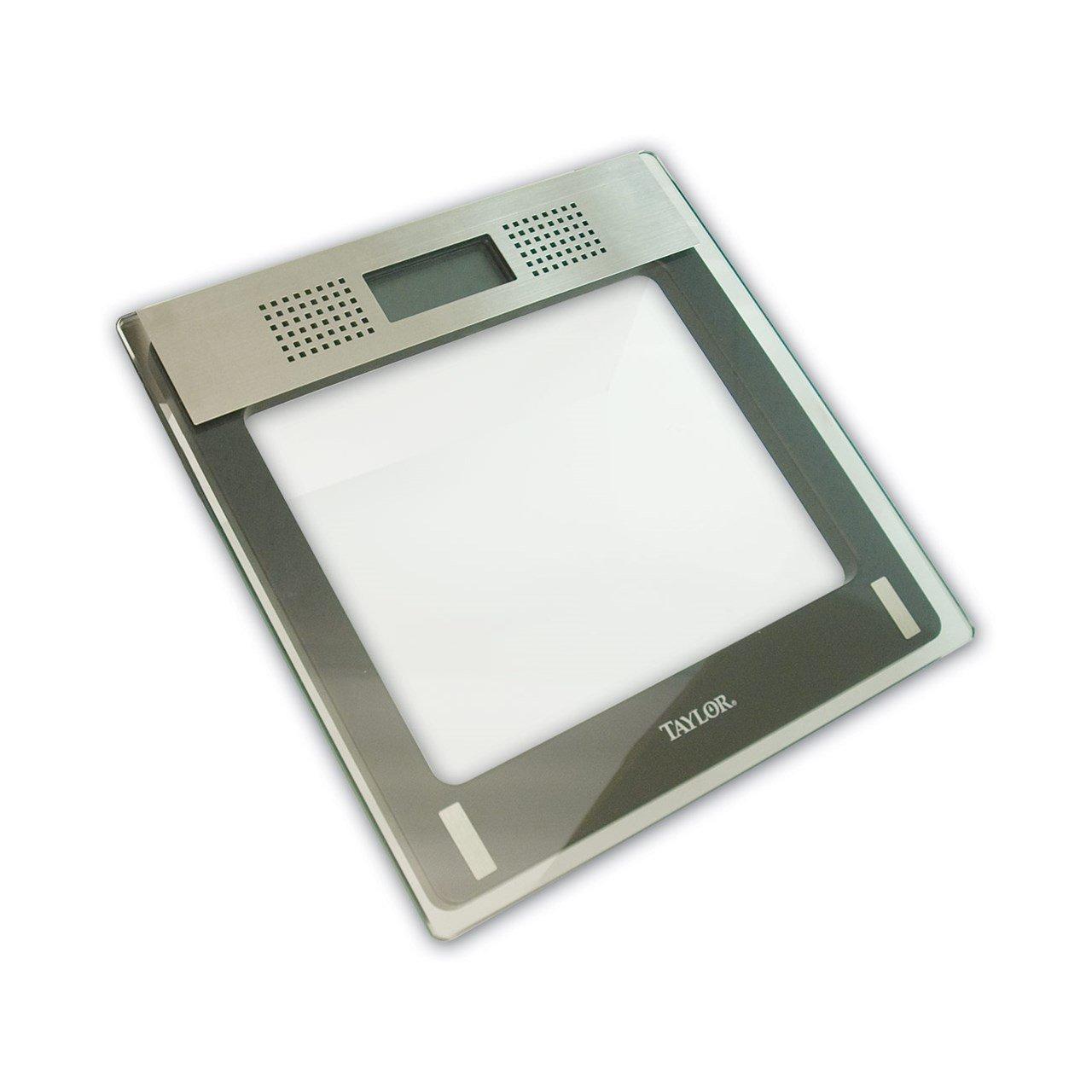Talking Digital Bathroom Scale - 440-lb Capacity by MaxiAids
