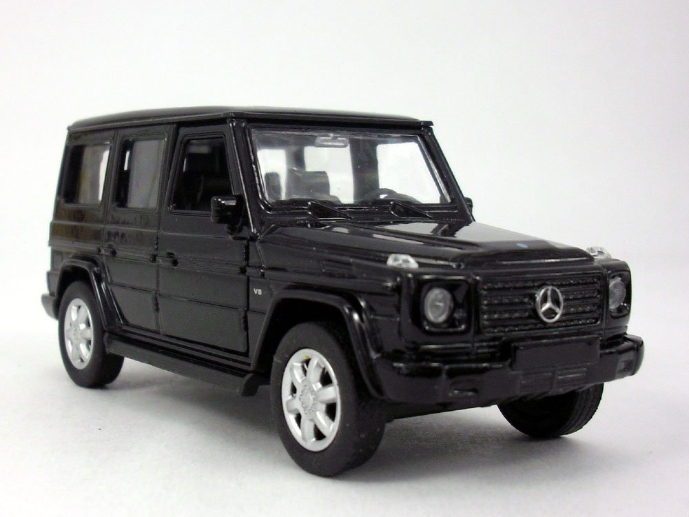amazon com mercedes benz g class g500 wagon 1 32 scale diecast