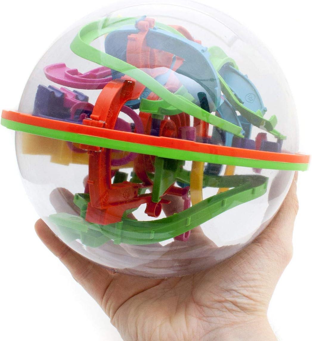 Kugellabyrinth Ball 3D Geschicklichkeitsspiel Ein süchtig Mazeball Kugel Maze
