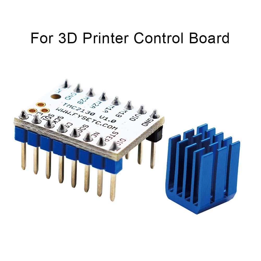 Lucky-all star 3D TMC2130 - Tarjeta de Control de Impresora de ...