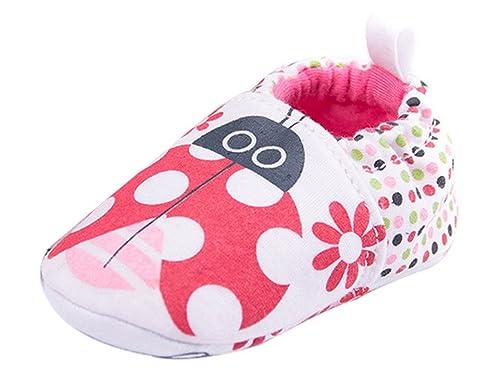 Primavera Cherry Soft Baby En Shoes Otoño Zapatillas Happy XukZiP
