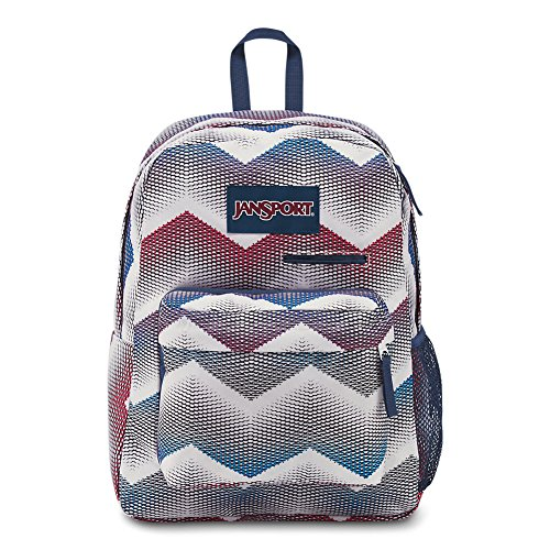 JanSport Digibreak Laptop Backpack Chevron