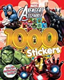 Marvel Avengers Assemble 1000 Stickers (Marvel 1000 Stickers)