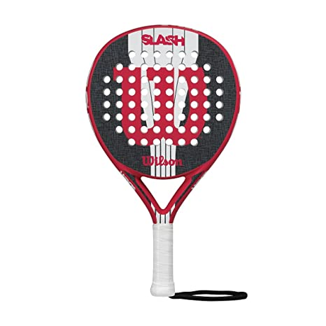 Wilson Slash Paddle RKT RDBKWH - Pala de pádel, Color Rojo ...