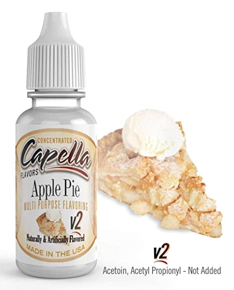 Capella Aroma 13ml DIY Apple Pie V2