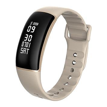 Pulsera Actividad,Monitor de Frecuencia Cardiáco,Pulsera Reloj ...