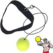 Ueasy, è una pallina agganciata al corpo con una corda elastica che ti permette di allenarti  per migliorare la velocità, il coordinamento, i riflessi e l'abilità.