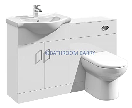 gloss gloss modular bathroom furniture collection. 1250mm Modular High Gloss White Bathroom Combination Vanity Basin Sink Cabinet, WC Toilet Furniture \u0026 Collection