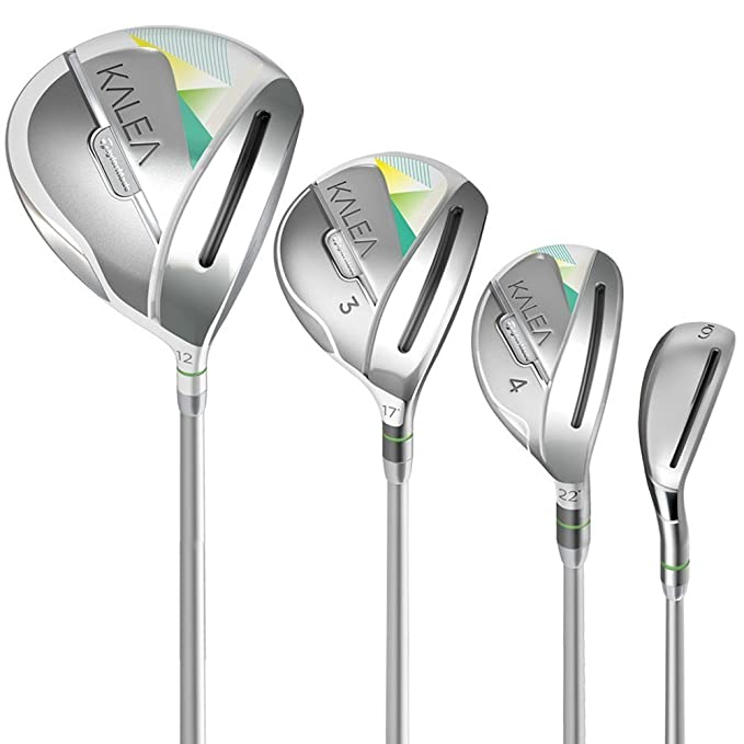 TaylorMade Womens Kalea Complete Golf Set